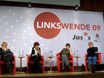 Linkswende 09 in Berlin