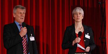 Walter Meinhold und Christine Kastning