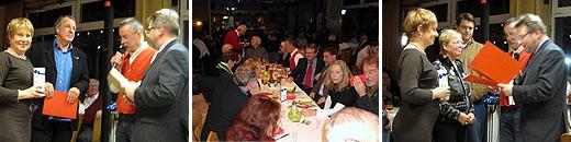 "Geschmackvolle Tradition   20. ""Rotes Grünkohlessen"" der SPD Südstadt-Bult"