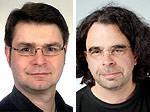 Ewald Nagen u. Roland Schmitz-Justen