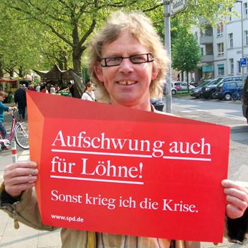SPD Südstadt-Bult mobilisiert zum 1. Mai