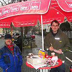 SPD Südstadt-Bult aktiv vor Ort