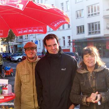 Monatlicher Infostand der SPD Südstadt-Bult
