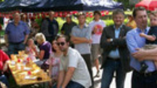 Großes Kinderfest der SPD auf dem Bertha-von-Suttner-Platz