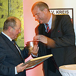 DFB – Ehrenamtspreis für Helmut Jäkel