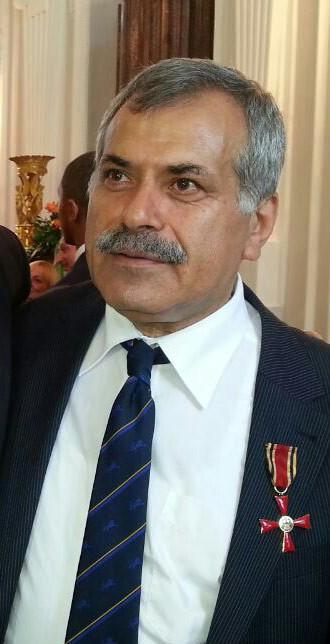 Ausgezeichnet: Sahabeddin Buz