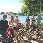 Jusos Südstadt-Bult auf Fahrradtour durch den Stadtbezirk