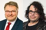 Thomas Hermann und Roland Schmitz-Justen