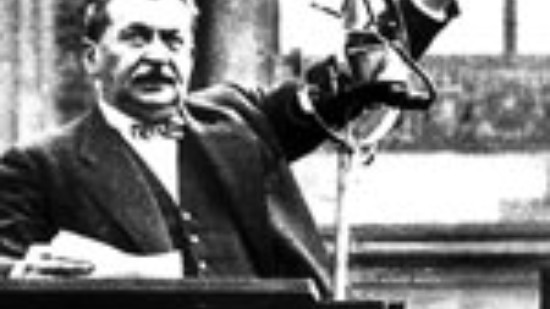 Otto Wels | Archiv der Sozialen Demokratie | Friedrich-Ebert-Stiftung