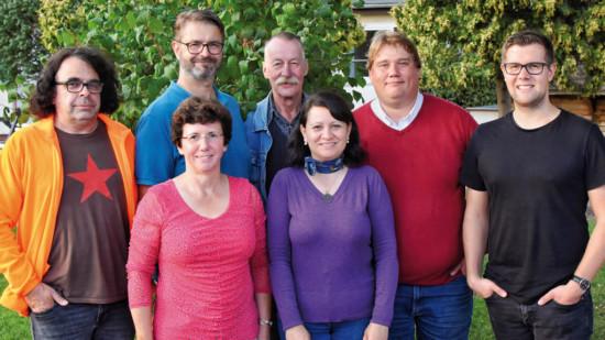 Die Mitglieder der Mitglieder dder SPD-Bezirksratsfraktion Südstadt-Bult