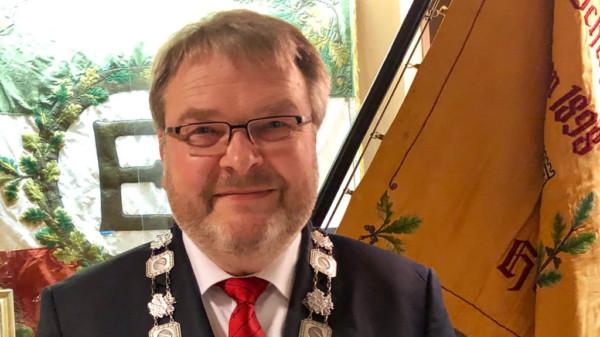 Thomas Hermann ist Südstädter Bürgerkönig