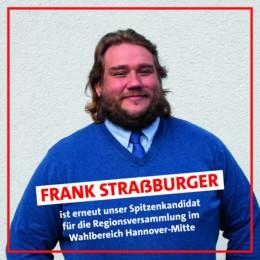 Frank Strassburger Zitat Regionsversammlung