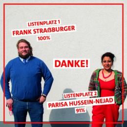 Frank und Parisa Region