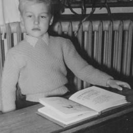 Lothar als Kind