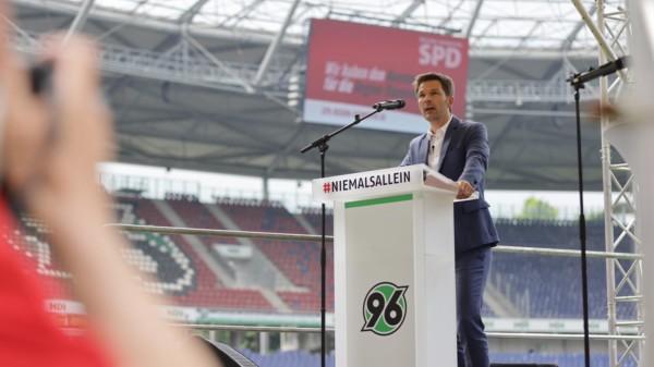 Steffen Krach Nominierung