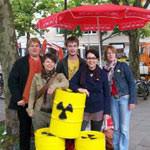 SPD Südstadt-Bult mobilisiert für die Anti-Atom Demo am 18.09. in Berlin