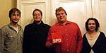 Jusos wählen neuen Vorstand und beschließen Arbeitsprogramm zur Kommunalwahl 2011