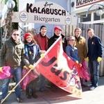 """aha-Müllsammelaktion """"Hannover ist putzmunter"""": Jusos räumen in der Südstadt auf!"""