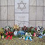 Gedenken an die Opfer des Novemberpogroms vom 9. Nov. 1938