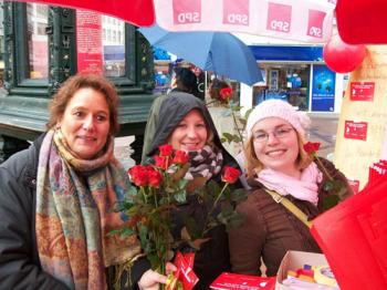 Internationaler Frauentag 2009