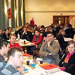 Juso Unterbezirkskonferenz 2010 in der Südstadt