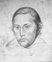 Porträt Carl Wilhelm Friedrich Oesterley