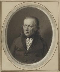 Johann Karl Christoph Nachtigal, Stich von Ludwig Buchhorn ca. 1796