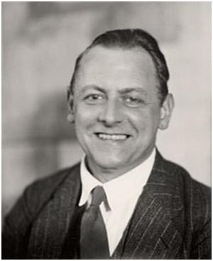 Kurt Schwitters vor 1927, Foto: Genja Jonas