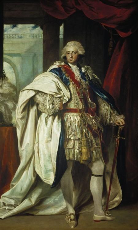 Friedrich August, Herzog von York und Albany, Gemälde von Joshua Reynolds, 1788