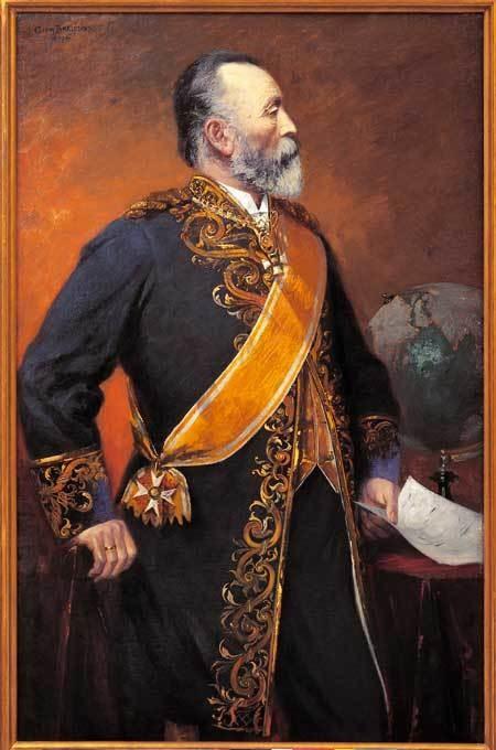 Heinrich von Stephan, Georg Barlösius, 1897