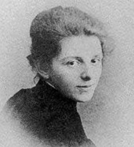 Paula Modersohn-Becker um 1900, Herkunft unbekannt