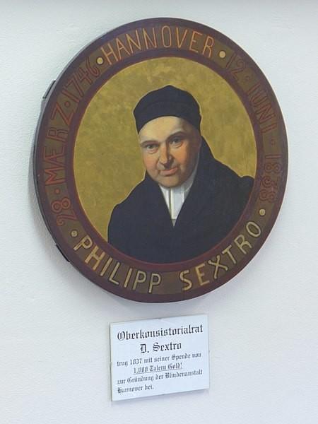 Heinrich Philipp Sextro